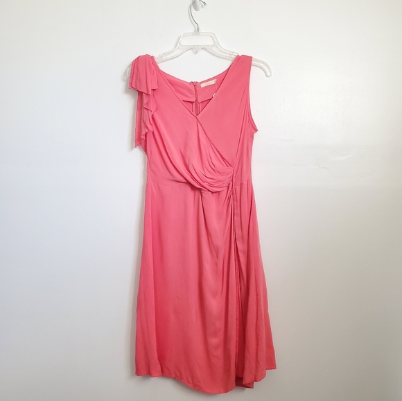 Anthropologie Dresses & Skirts - NWT Anthropologie TULLE Salmon Dress